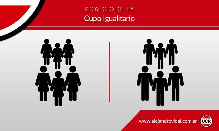 Cupo Igualitario
